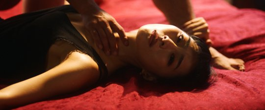《灼人秘密》(Nina Wu) 劇照。