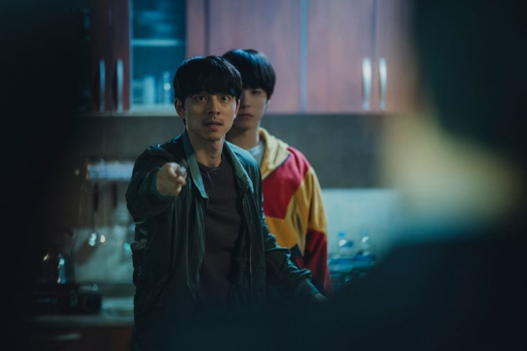 終於等到!孔劉、朴寶劍首度同台動作鉅獻《永生戰》 台灣定檔4月15日與韓國同步上映首圖