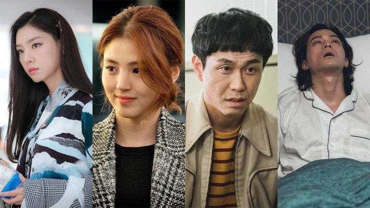 存在感不輸主角!回顧2020熱門韓劇裡的配角們,哪一位是你心目中的「最佳綠葉」?首圖