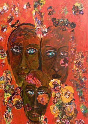 安東尼霍普金斯的畫作。