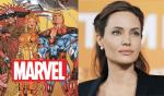 安潔莉納裘莉將參演接續《復仇者聯盟:終局之戰》的《永恆族》,開啟 MCU 第四階段