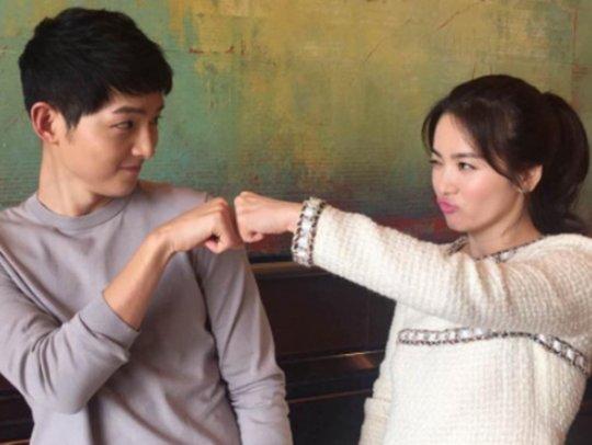 宋仲基與宋慧喬被網友點名加入《我們離婚了》