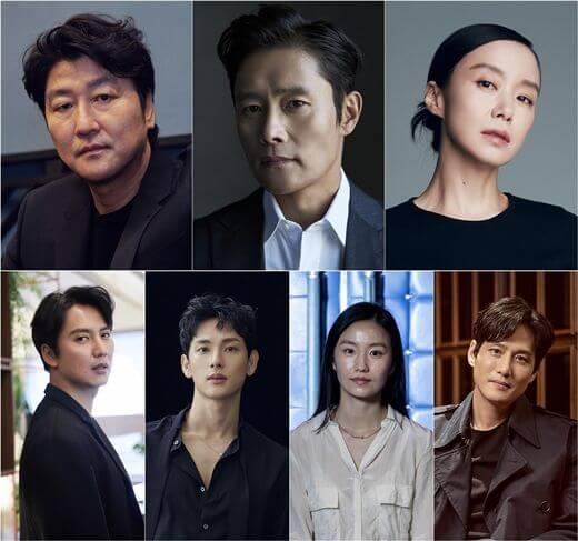 宋康昊、李秉憲、全度妍《非常宣言》演員陣容