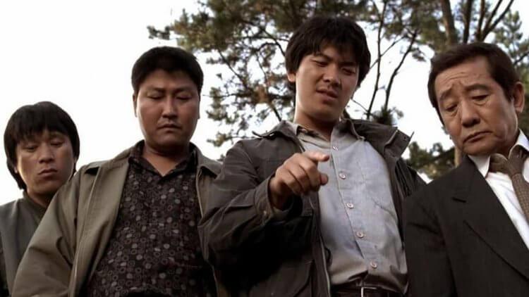 宋康昊《殺人回憶》
