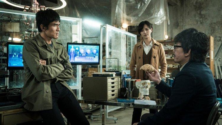 HBO 首部華語科幻影集《獵夢特工》:結合國際資本與豪華卡司,卻交出滿屏尷尬的第一集首圖