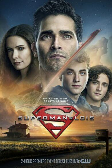 超人與露易絲。