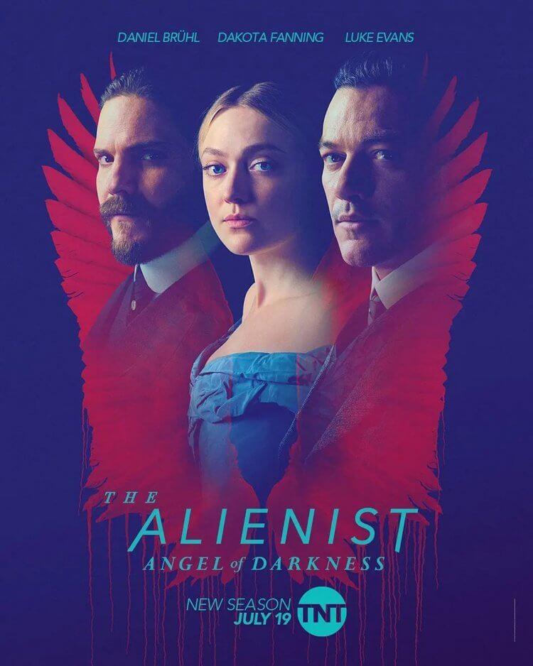 《沉默的天使》第二季