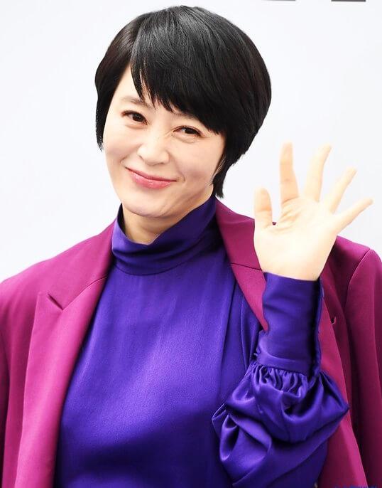 金惠秀自願擔任《盡孝的滋味》宣傳大使。
