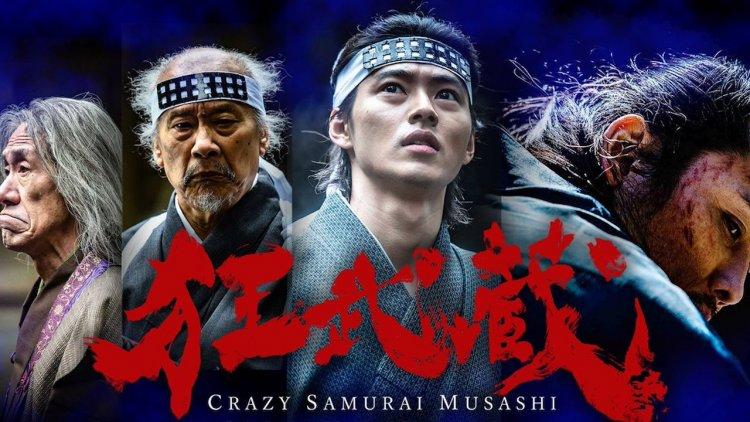 宮本武藏一個斬 400 個!日本動作電影《狂武藏》好狂,77 分鐘「一鏡到底」武打場面描述武士致命決戰