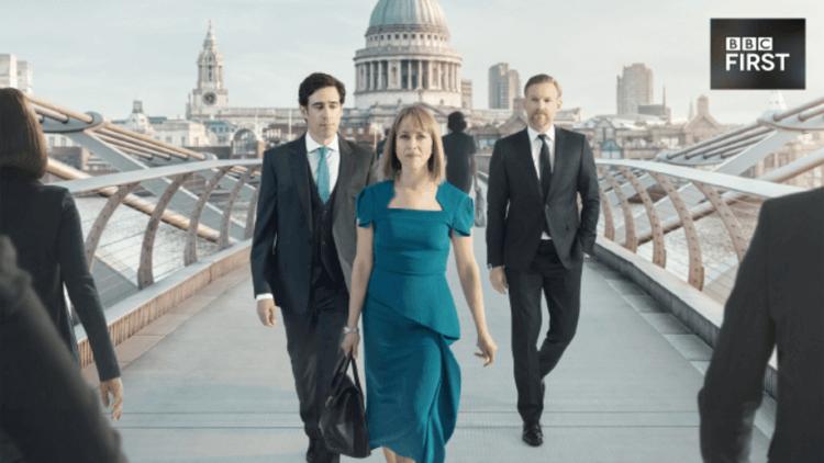 BBC 燒腦英劇影集《家變》劇照。