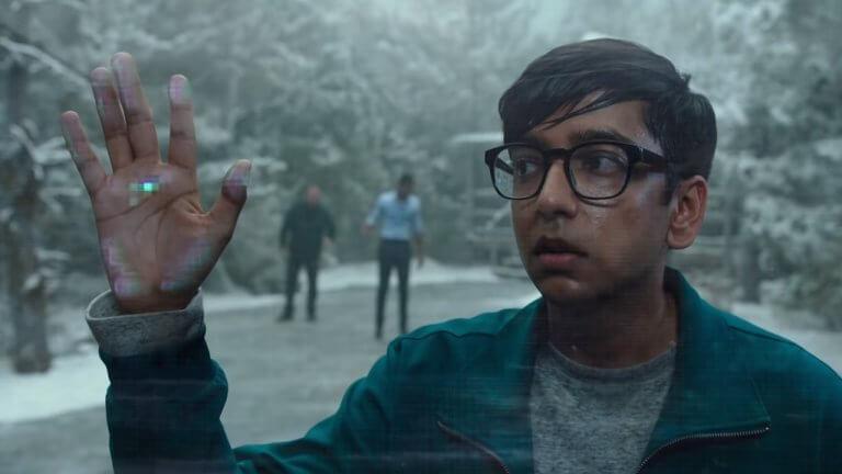 《密弒遊戲》電影劇照,片中的奪命關卡都能在把觀眾嚇暈之前事實收手,收放功力一流。