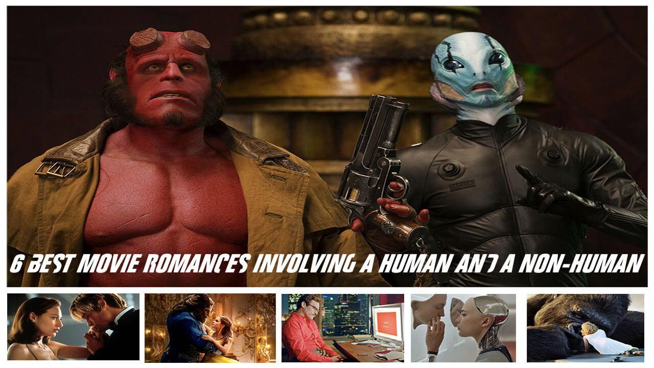 挑戰禁忌的相戀! 這六部「跨物種」愛情電影道出戀愛真諦