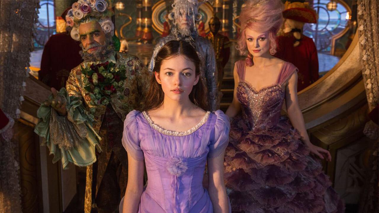 迪士尼新公主誕生!一窺《胡桃鉗與奇幻四國》夢幻華麗王國背後的秘密首圖