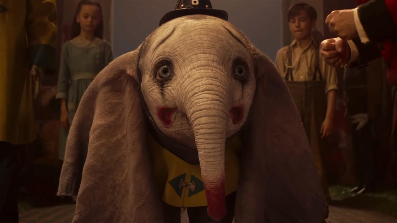 【影評】《小飛象》迪士尼動畫真人版,呆萌飛象再現銀幕首圖