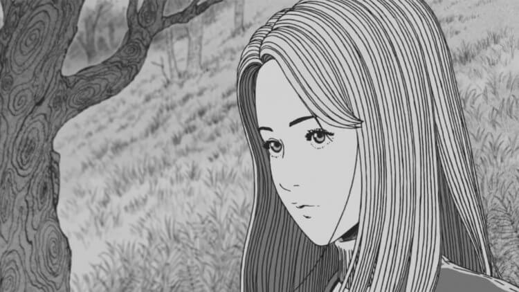 蝸牛、木桶、指紋!伊藤潤二造成童年陰影的經典之作《漩渦》動畫預告公開!首圖