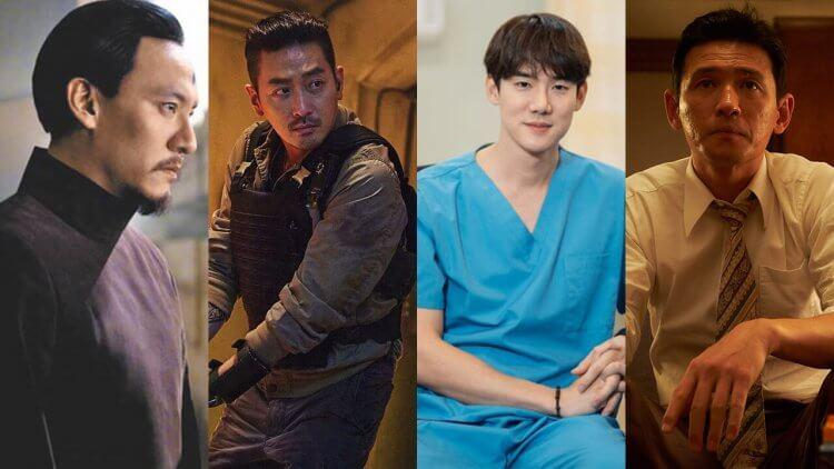 「好刀不藏了」闖完好萊塢後,張震將與河正宇、黃晸玟於 Netflix 韓劇《蘇里南》一同飆戲首圖