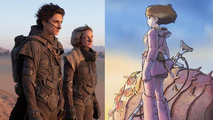 滾滾沙漠、巨蟲與救世主!談《沙丘》與宮崎駿《風之谷》、《天空之城》的相似之處首圖