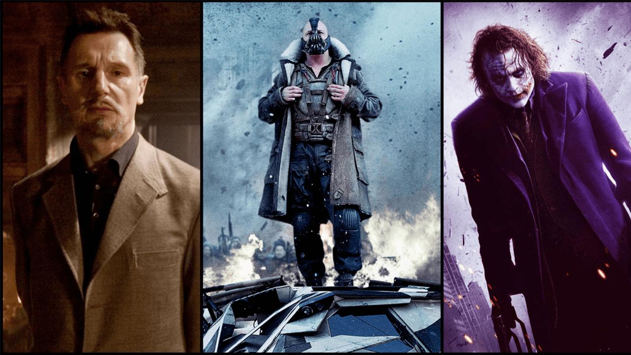 【電影背後】蝙蝠俠《黑暗騎士》系列為何成為經典?克里斯多福諾蘭認為三部電影都由反派角色所定義!首圖