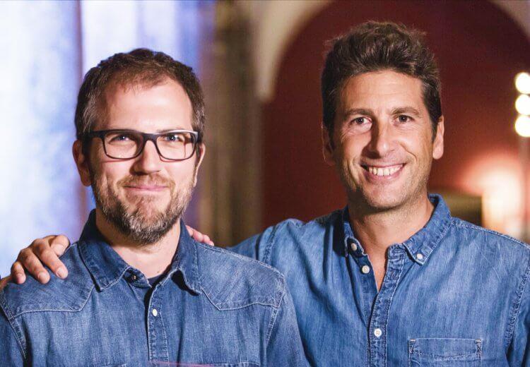 《暖心龍蝦湯》導演拉斐爾莫爾斯、佩佩安德魯。