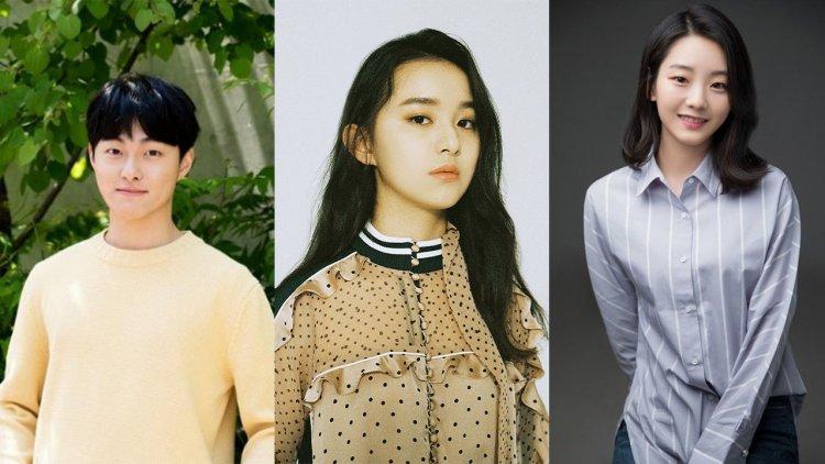 尹燦榮、朴智厚、趙怡賢將主演Netflix韓劇《殭屍校園》
