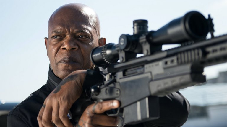 「神盾局長」山繆傑克森走回老路飾演超ㄎㄧㄤ殺手,與《這就是我們》導演檔共同出任務