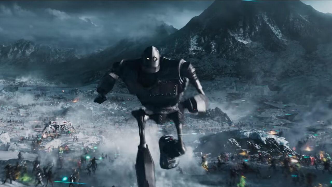 男人的浪漫!以巨大機器人為主題的電影:鐵巨人、環太平洋、無敵鐵金剛首圖