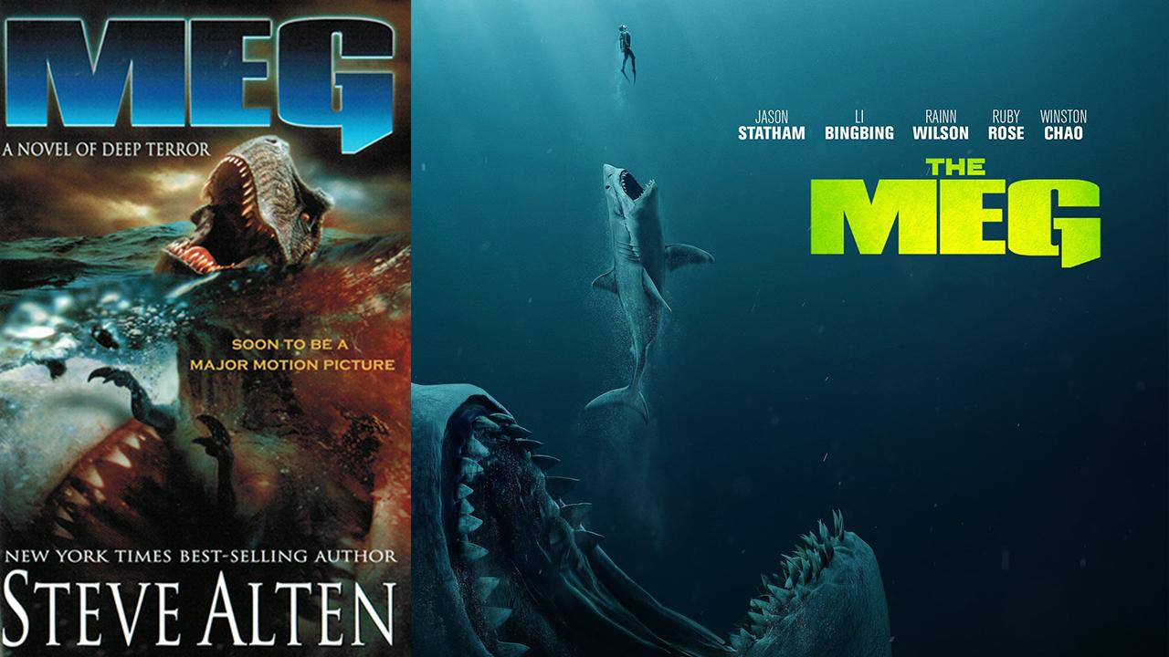 【專題】恐怖系列:巨齒鯊 (一) 從小說《深海侏羅紀》到電影《巨齒鯊》