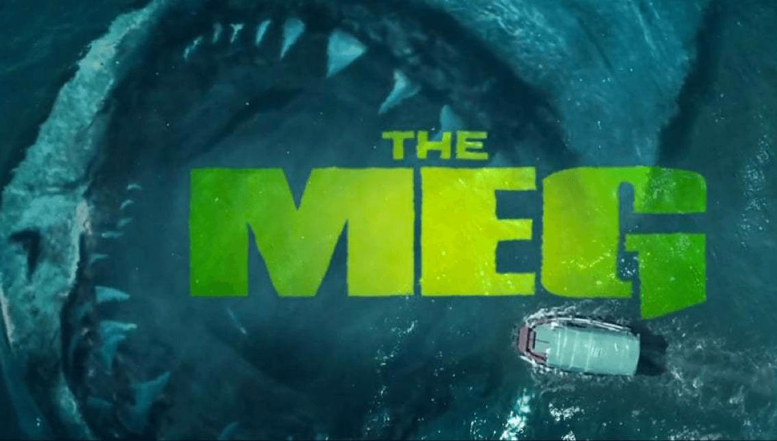 【影評】《巨齒鯊》:不過是拿著1.5億美金成本的《風飛鯊》