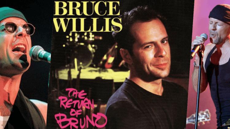 當電影明星們站在麥克風前……勇敢闖蕩樂壇的影壇天王天后們 (一):布魯斯威利與他的音樂人格「布魯諾」首圖
