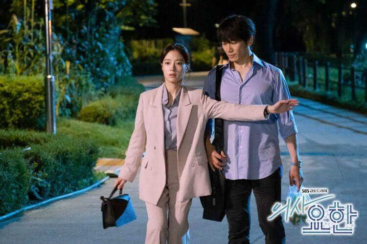希望尊重別人可以變成韓劇的基本設定(圖片來源:《醫生耀漢》官網)