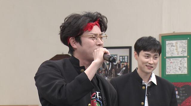 希澈、閔庚勳化身Rapper主持綜藝《宇宙嘻哈鬼》