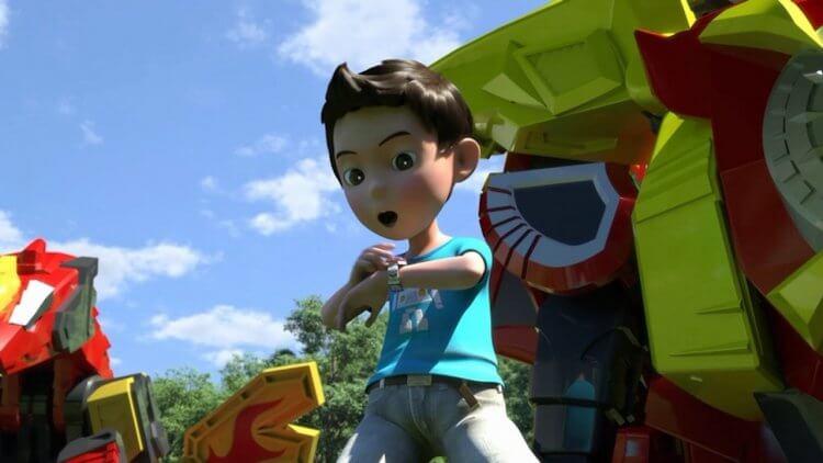 帶孩子一起回到恐龍時代!韓國動畫電影《衝鋒戰士劇場版:恐龍世代》在台上映,全新角色全新冒險!首圖