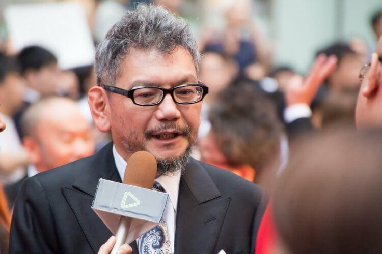 東寶怪獸電影《正宗哥吉拉》導演庵野秀明。