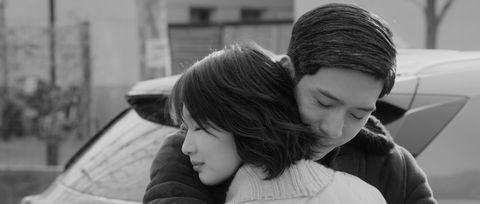 劉若英 執導電影《 後來的我們 》井柏然 周冬雨 劇照 。