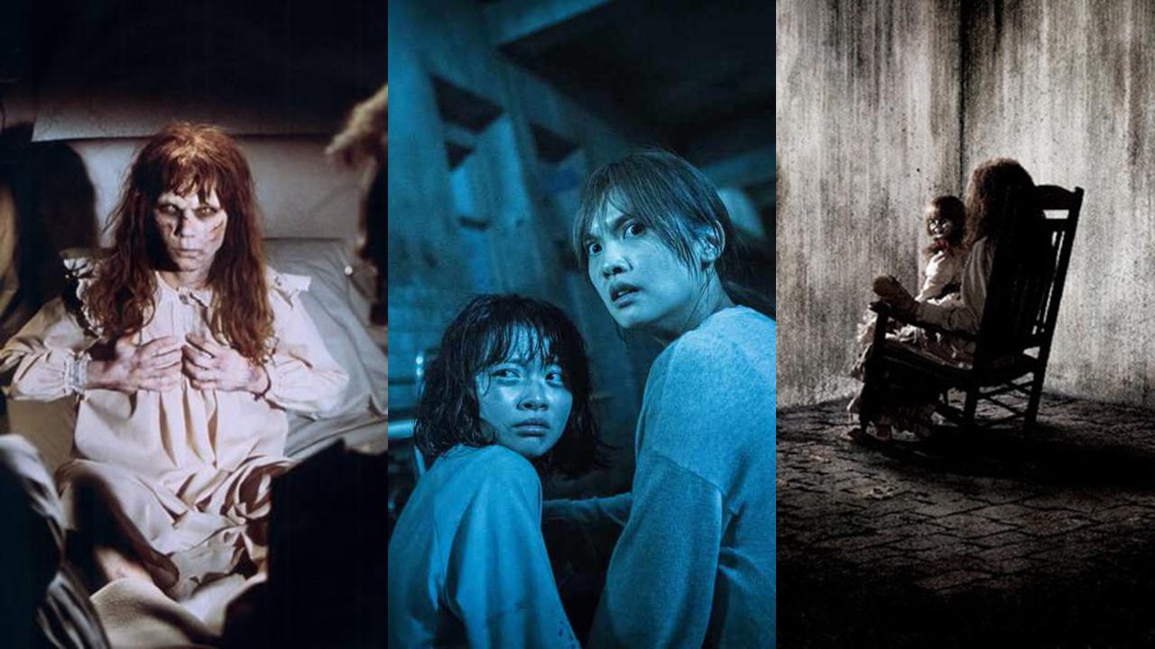媽佛點超大!真人實事改編的恐怖片 :《大法師》《紅衣小女孩》和《厲陰宅》系列