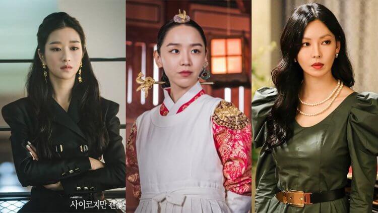 徐睿知、申惠善、金素妍等人將共同角逐今年最佳女主角獎項