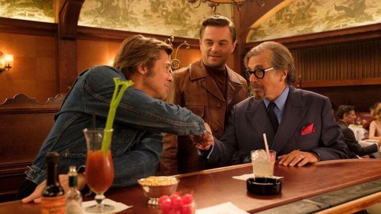 鬼才導演昆汀塔倫提諾第 9 部執導作品《從前,有個好萊塢…》包含布萊德彼特、李奧納多狄卡皮歐......等巨星共演。