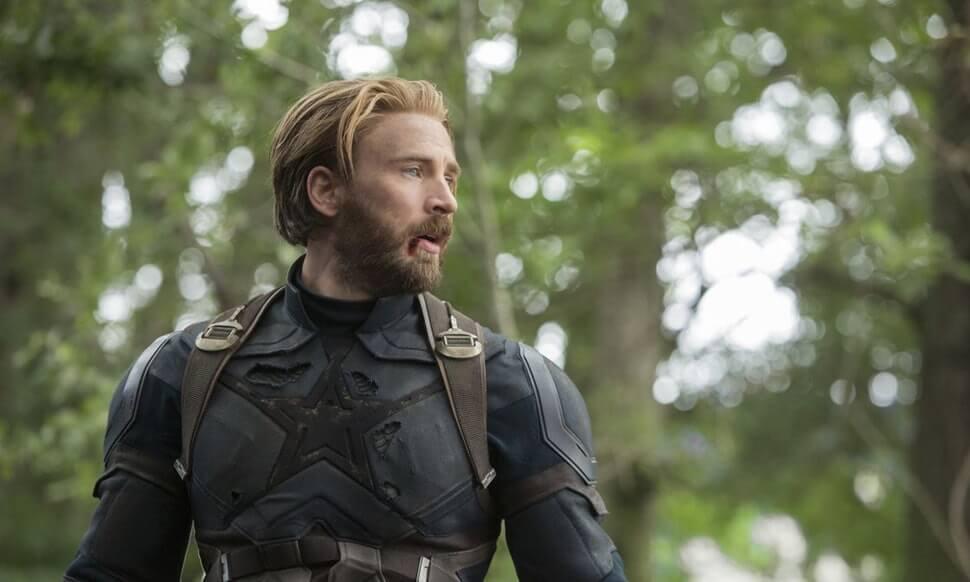 向我們的美國隊長說再見吧 :《復仇者聯盟4》拍攝告終  克里斯伊凡發表告別感言