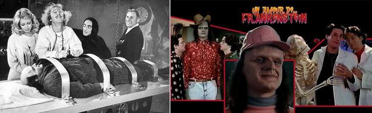 《新科學怪人》與《校園科學怪人》都是趣味橫生的喜劇傑作。