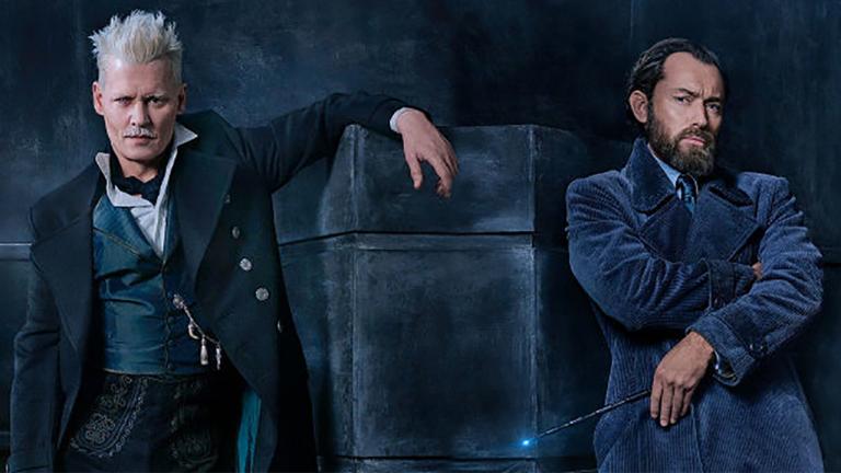 《 怪獸與葛林戴華德的罪行 》裘德洛談年輕鄧不利多的魔杖、與強尼戴普的關係