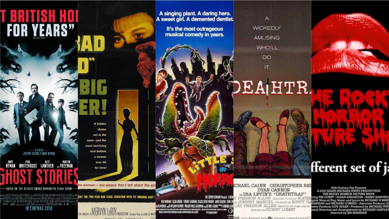 這些恐怖片原來竟是舞台「鬼故事」? 10 部改編自舞台劇的恐怖驚悚電影 (上)首圖