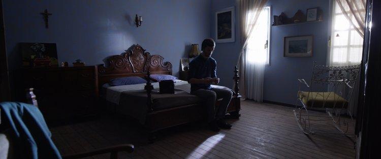 恐怖片《惡靈陷阱》電影劇照。