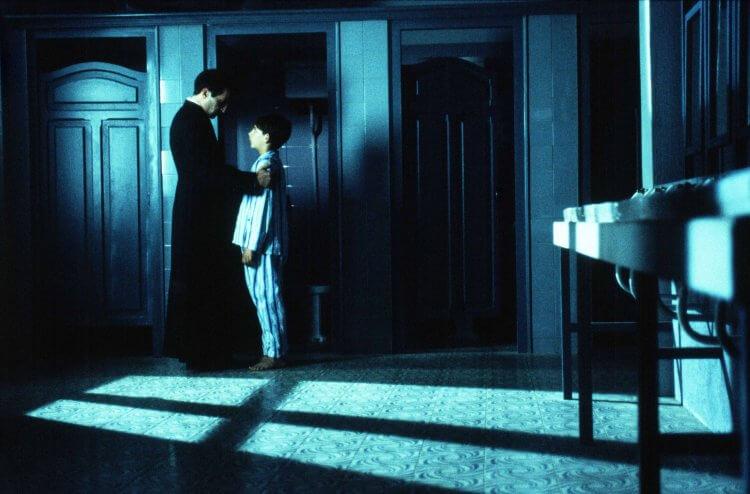 阿莫多瓦《壞教慾》電影劇照。
