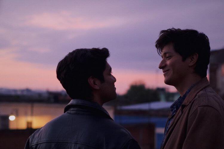 海蒂艾溫日舞影展肯定之作,電影《戀你在他方》劇照。