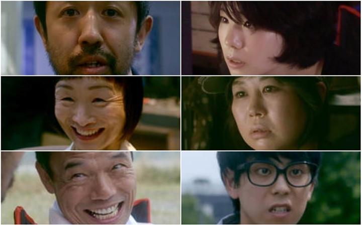 上田慎一郎 的《 一屍到底 》無從推薦起,但你絕對要去看!