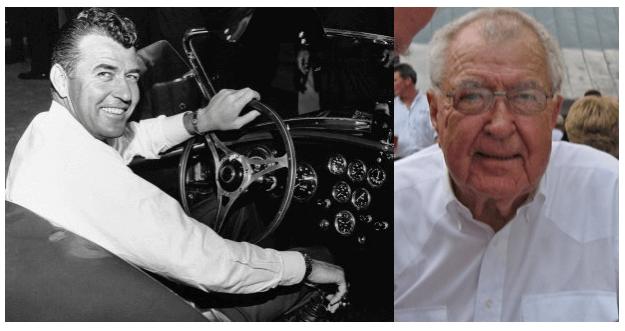 曾參加 F1 等車賽,集賽車手、汽車設計師、實業家等身分於一身的傳奇車手卡洛謝爾比。