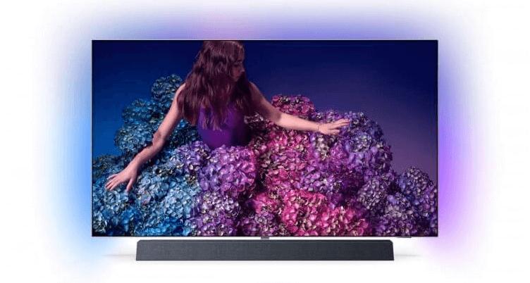 串流影音正夯,追劇用智慧型電視介紹:Philips OLED934。