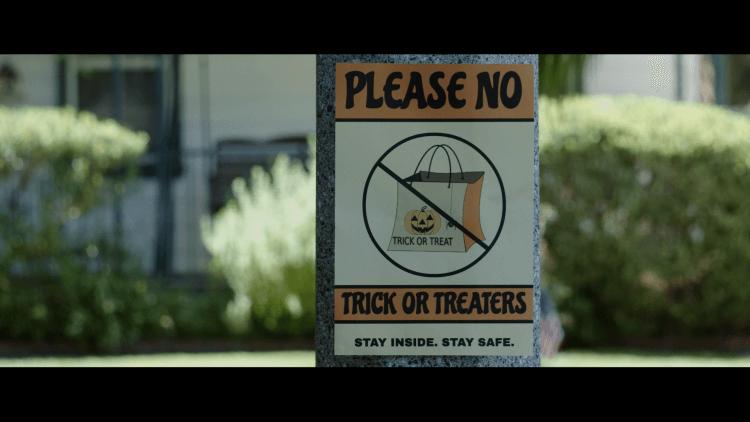 《月光光心慌慌》經典殺人魔「麥克邁爾斯」疫情惡搞影片。