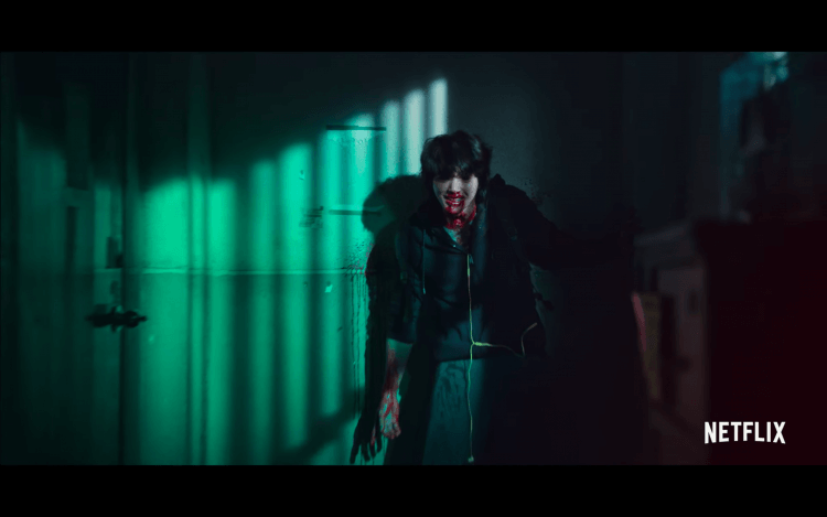 人氣韓漫改編Netflix影集《Sweet Home》終於來了!宋江、李到晛聯手打怪,12月18日驚悚開播首圖