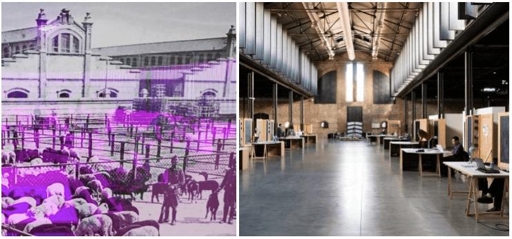 西班牙:La Cineteca 老屠宰場改建的電影院